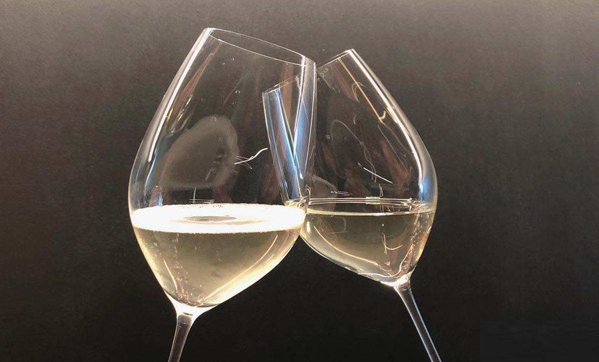 Calici di Vino Spumante