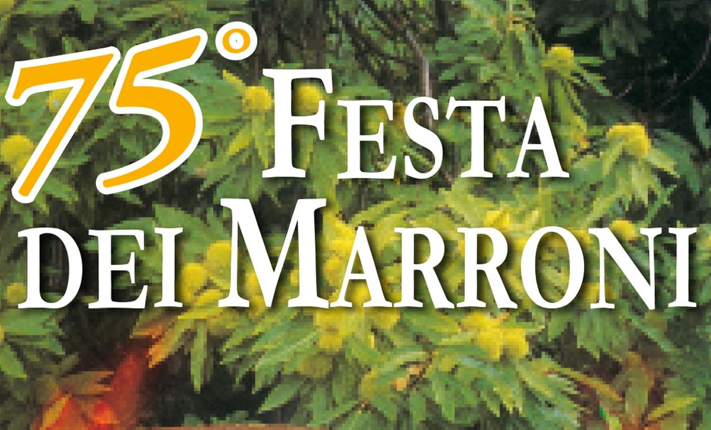 75° festa dei Marroni