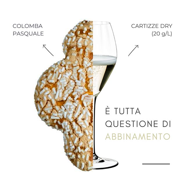 Colomba pasquale Cartizze dry